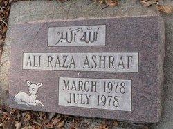 Ali Raza Ashraf