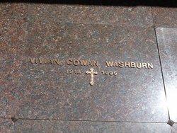 Vivian <I>Cowan</I> Washburn