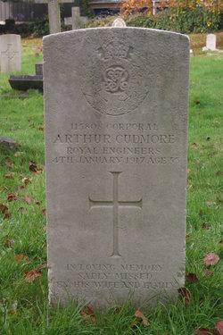 Arthur Cudmore