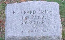 E Gerard Smith