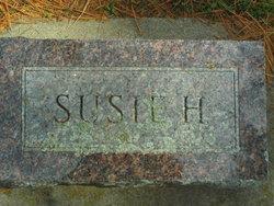 Susie Harriet <I>Atkinson</I> Baillies