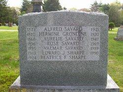 Aurelie <I>Pitre</I> Savard
