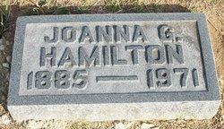 Joanna <I>Gardner</I> Hamilton