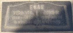 Vera Lee <I>Bates</I> Egan