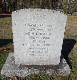 Adin E. Ballou