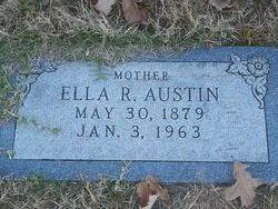 Ella Ree <I>Cornelius</I> Austin