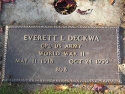"Everett Lester ""Bub"" Deckwa"