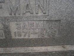 Sarah Jane <I>Travitz</I> Hoffman