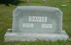 Jennie Florence <I>Hays</I> Davis