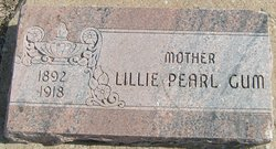 Lillie Pearl Gum