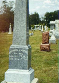 Elizabeth B. <I>Magaw</I> McDill