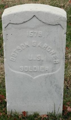 Dotson Gardner