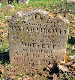 Hannah Virginia Moffett