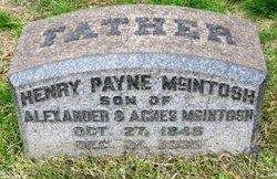 Henry Payne McIntosh