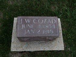 Jacob William Cozad