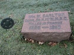 William W Carlton