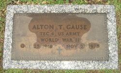 Alton Teadmon Gause