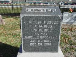 Isabelle <I>Brookover</I> Foster
