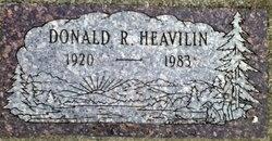Donald R Heavilin