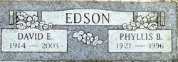 David E Edson