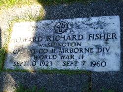 Howard Richard Fisher