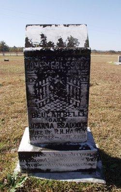 Beulah Belle <I>Braddock</I> Haney