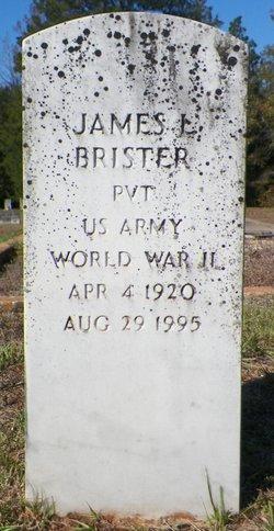 James L Brister