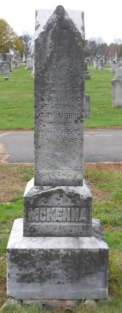 Jeremiah McKenna