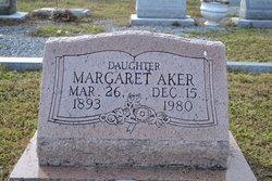 Margaret Emma <I>Ritter</I> Aker