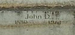 John Detrich Schaal