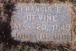 "Francis H. ""Frank"" Devine"