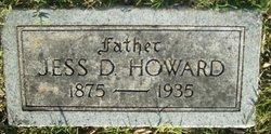 "Jesse Daniel ""Jess"" Howard"