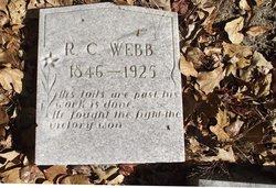 Robert C Webb