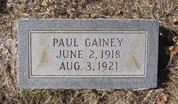 Paul William Gainey