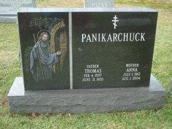 Anna <I>Runchock</I> Panikarchuck