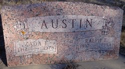 Ralph E Austin