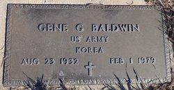Gene G Baldwin