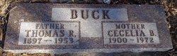Thomas R Buck