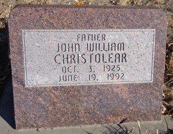 John William Christolear