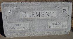 Harold Clement