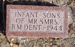 Infant sons of B. M. Dent