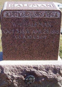 William Halfman