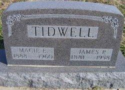 James Pleasant Tidwell