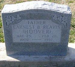 """Earnest B """"Hoover"""" Reavis"""