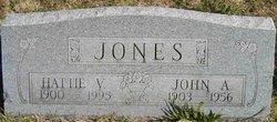 Hattie V. Jones