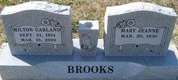 Milton Garland Brooks