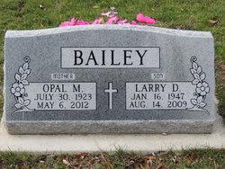 Opal M Bailey