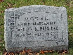 Carolyn M Heinicke