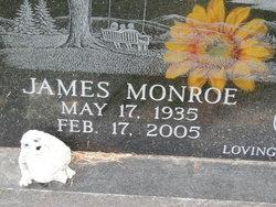 James Monroe Burton