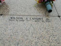 Wilson Joseph Landry, Jr